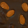 3-Ingredient Chocolate Almond Clusters