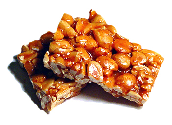 Honey Nuts & Seeds Crunch Bar 1 lb. | | City Nut And Candy
