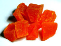Papaya Dried Chunck 1 lb.