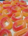 Gummy Peach Ring 5 lbs. ($2.99 lb.)