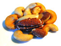 Mixed Nuts Roasted Salted Deluxe 1 lb.