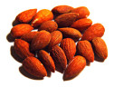 Roasted Almonds (Salted) 1 lb.